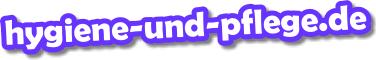 hygiene-und-pflege.de Logo