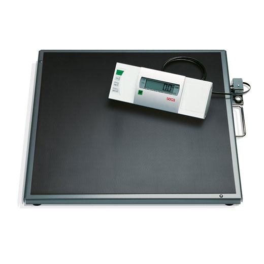 Adipositaswaage Seca 635- incl- Eichkosten Flachwaage und Plattformwaage bis max- 300kg