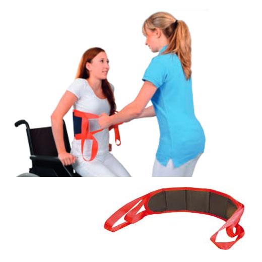 AKS Hebegurt für Patienten zur rückenschonenden Hilfe beim Aufstehen