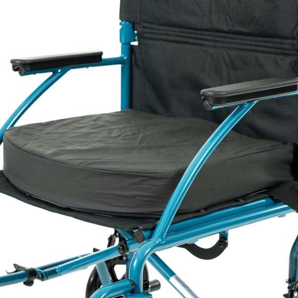 Anti-Dekubitus Rollstuhlkissen S (42x38x8 cm)