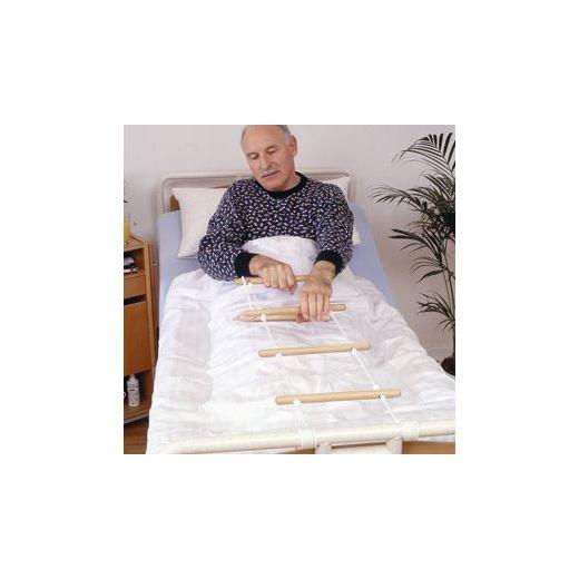 Aufrichtehilfe von Russka aus Holz Bettleiter- selbstständig aufstehen