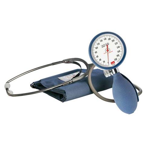Boso BS 90 Blutdruckmessgerät- aneroid- inkl- Manschette und Stethoskop-