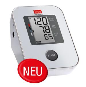 Boso Medicus X Oberarmmessgerät Das Basis-Blutdruckmessgerät