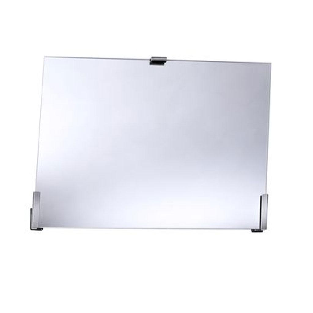 FRELU Kippspiegelgarnitur ohne Verstellhebel- Neigungswinkel 35- verstärkte Version- für Spiegel bis H-60cm und B-100cm geeignet