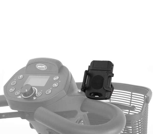 Halter für Mobiltelefon