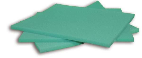Ligasano grün- Klimagitter (P-7) Polyurethan-Schaumverband- unsteril- 55x45x2cm
