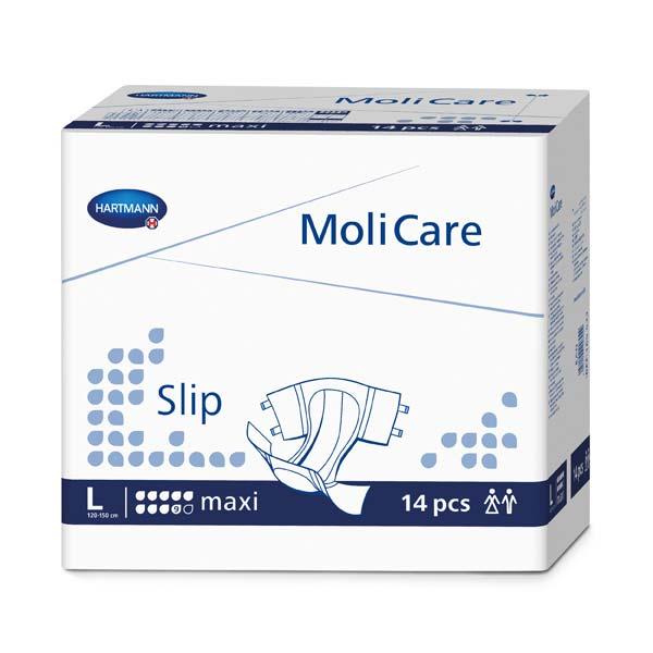 Molicare Slip Maxi L (P-14)- moderner Inkontinenz-Slip Windelhose