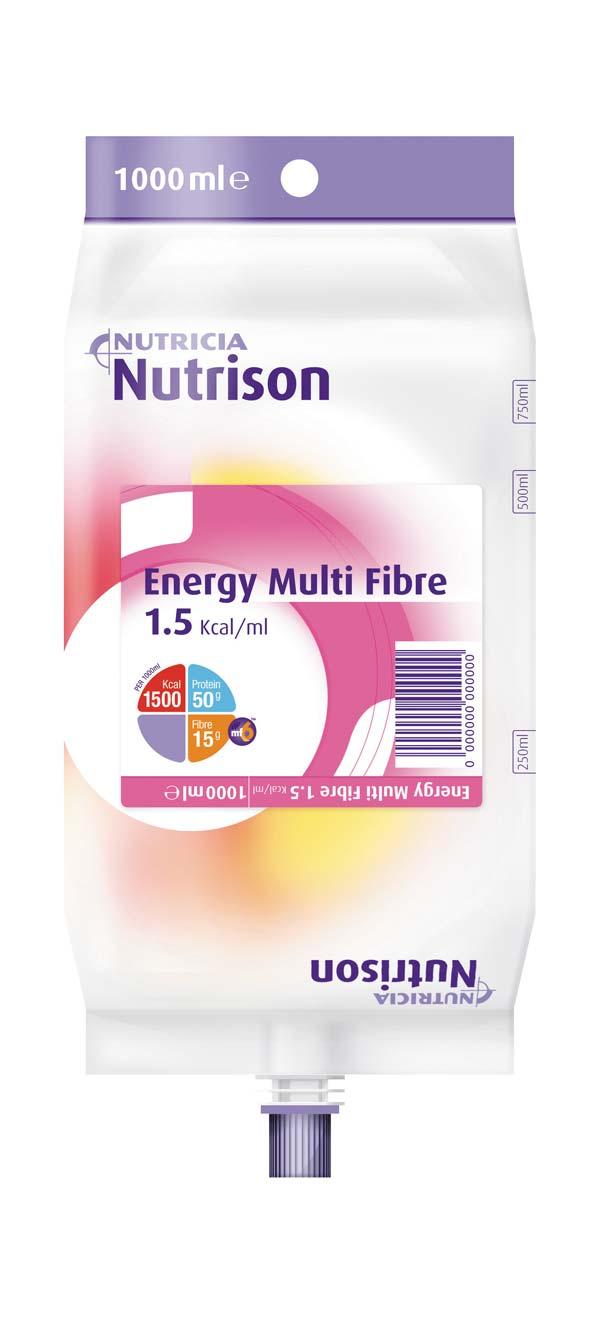 Nutrison Energy Multi Fibre 1000ml Pack