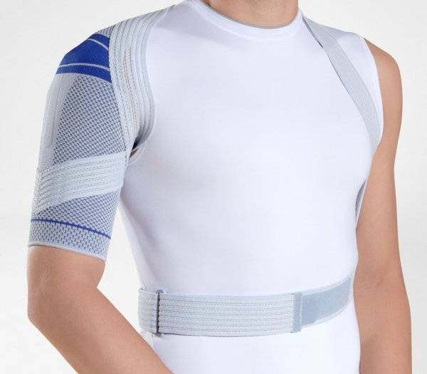 OmoTrain(R) titan Schulterbandage 0
