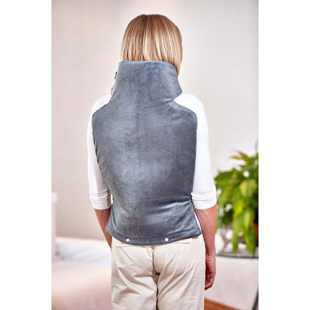 Promed NRP 2-4 Nacken- und Rücken Heizkissen- extra lang für den gesamten Rückenbereich