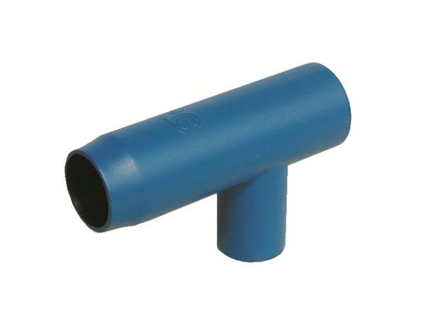 RC Cornet Adapter mit Mundstück zur Verbindung des RC-Cornet mit Inhaliergeräten