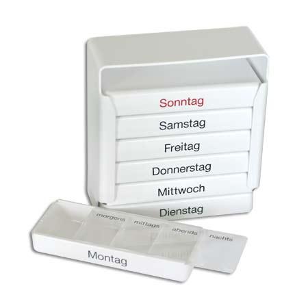 Russka Medikamentenkassette Medi 7