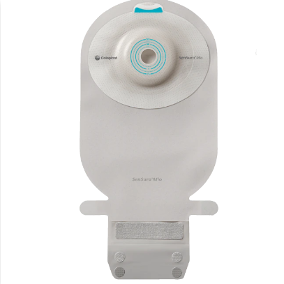 SenSura Mio Konvex einteilig Ausstreifbeutel- Maxi- Stomagrösse 10-43mm- transparent- P-10 Stück- PZN 11099355