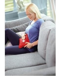 Sissel Heat Wave Rot- die innovative Wärmflasche! Bequem- schnell und effektiv