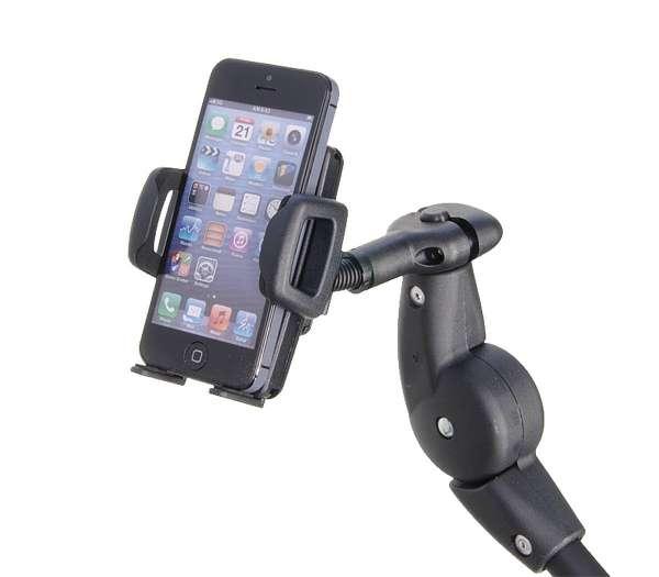 Smartphonehalter für Rollator
