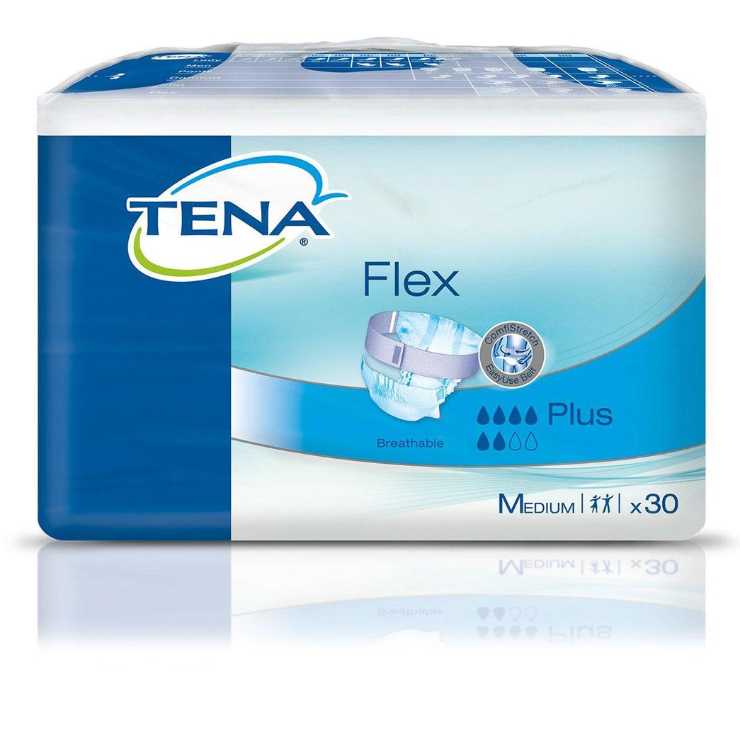 Tena Flex Plus M ( 30 Stück ) bei mittlerer bis starker Blasenschwäche