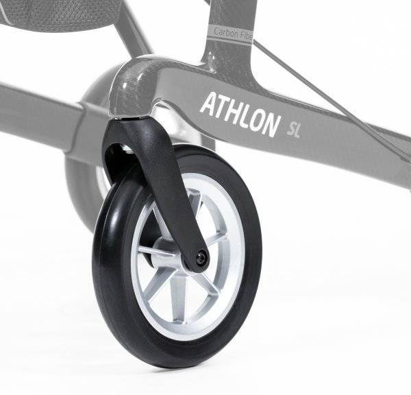 Vorderradsatz Softbereifung für Rollator Athlon SL